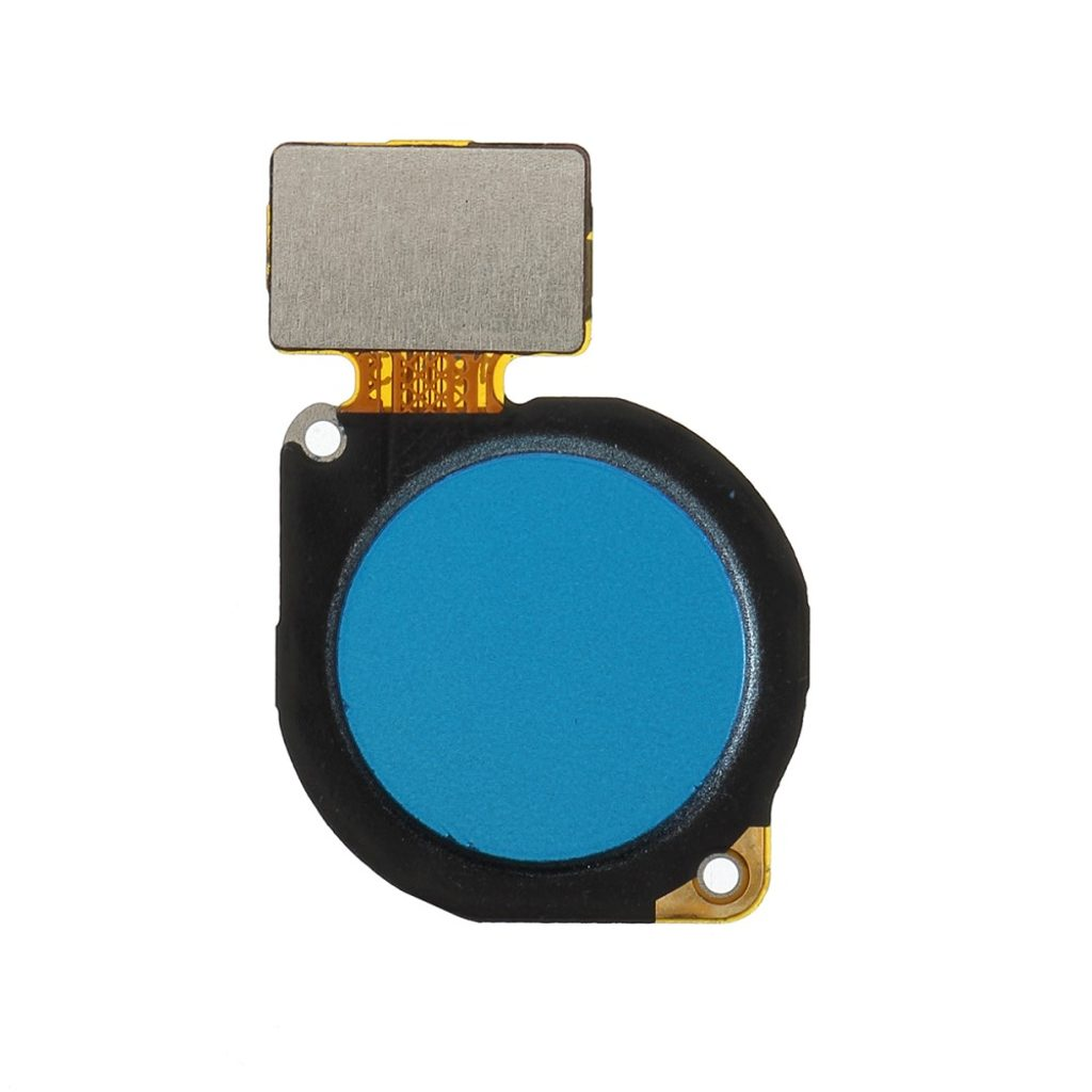 Huawei P30 Lite čtečka otisku prstu senzor modrý