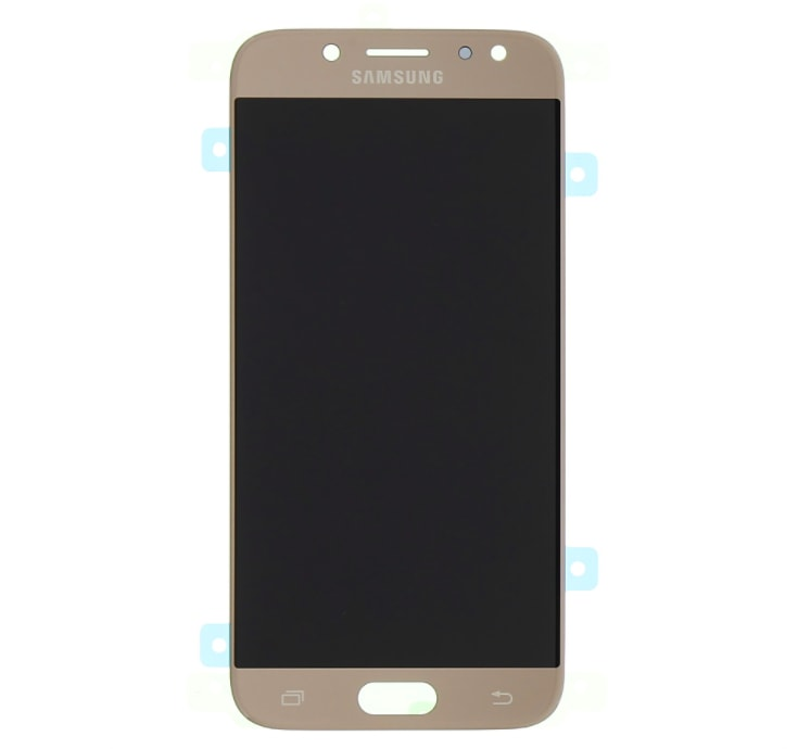 Samsung Galaxy J5 2017 Amoled LCD displej dotykové sklo zlaté J530F