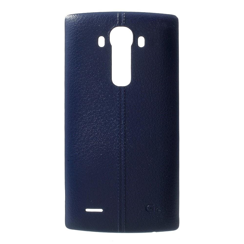 LG G4 Zadní kryt baterie tmavě modrý H815