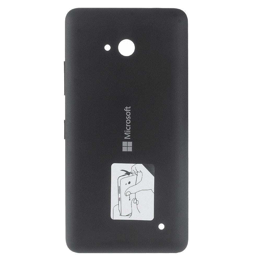 Microsoft Lumia 640 Dual sim LTE zadní kryt baterie černý