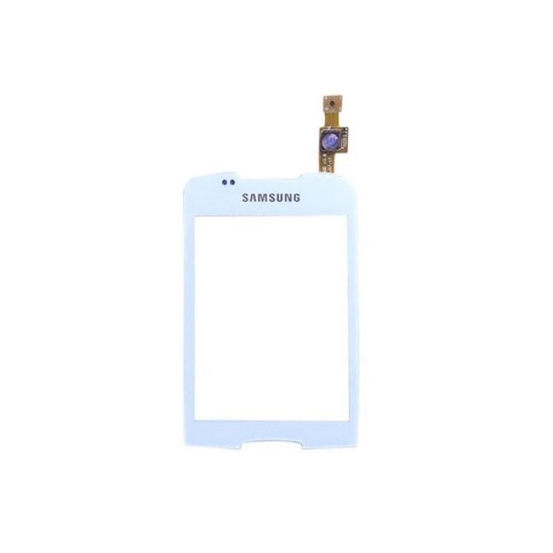 Samsung Galaxy mini dotykové sklo bílé S5570