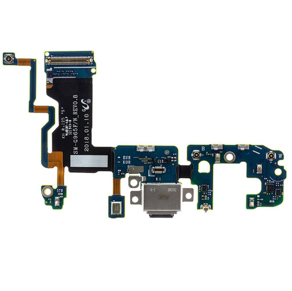 Samsung Galaxy S9+ Plus dock konektor port USB-C flex mikrofon G965
