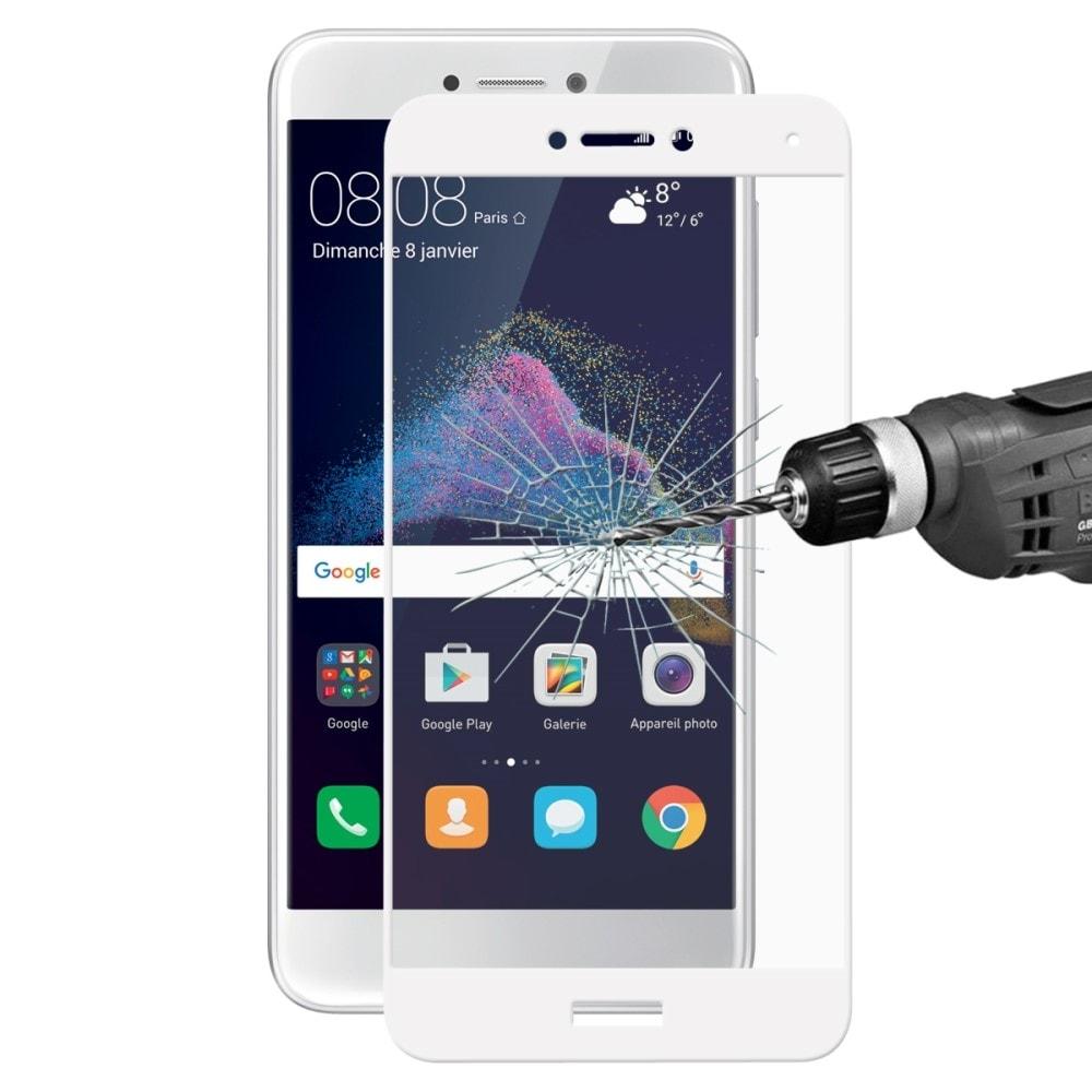Huawei P9 Lite 2017 / Honor 8 Lite Ochranné tvrzené sklo bílá