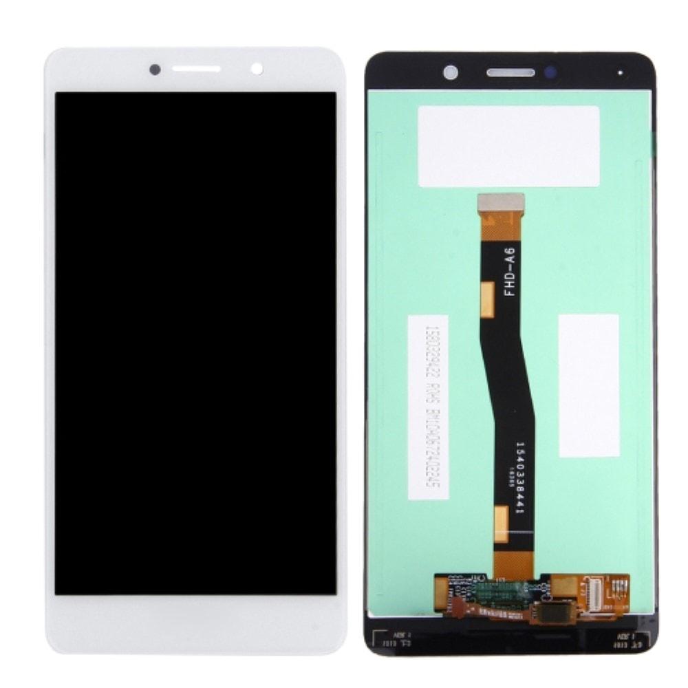 Honor 6X LCD displej dotykové sklo bílé