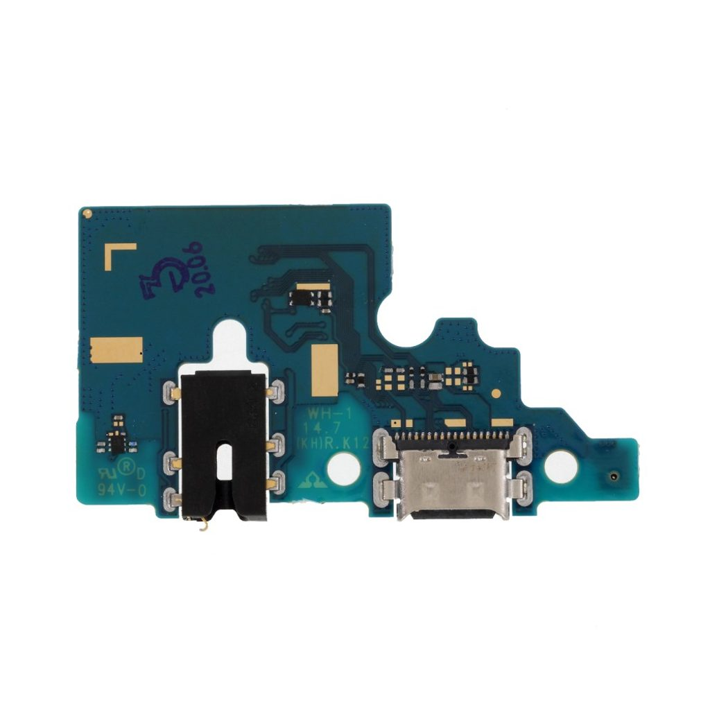 Samsung Galaxy A51 nabíjecí usb port mikrofon flex A515 (Service Pack)