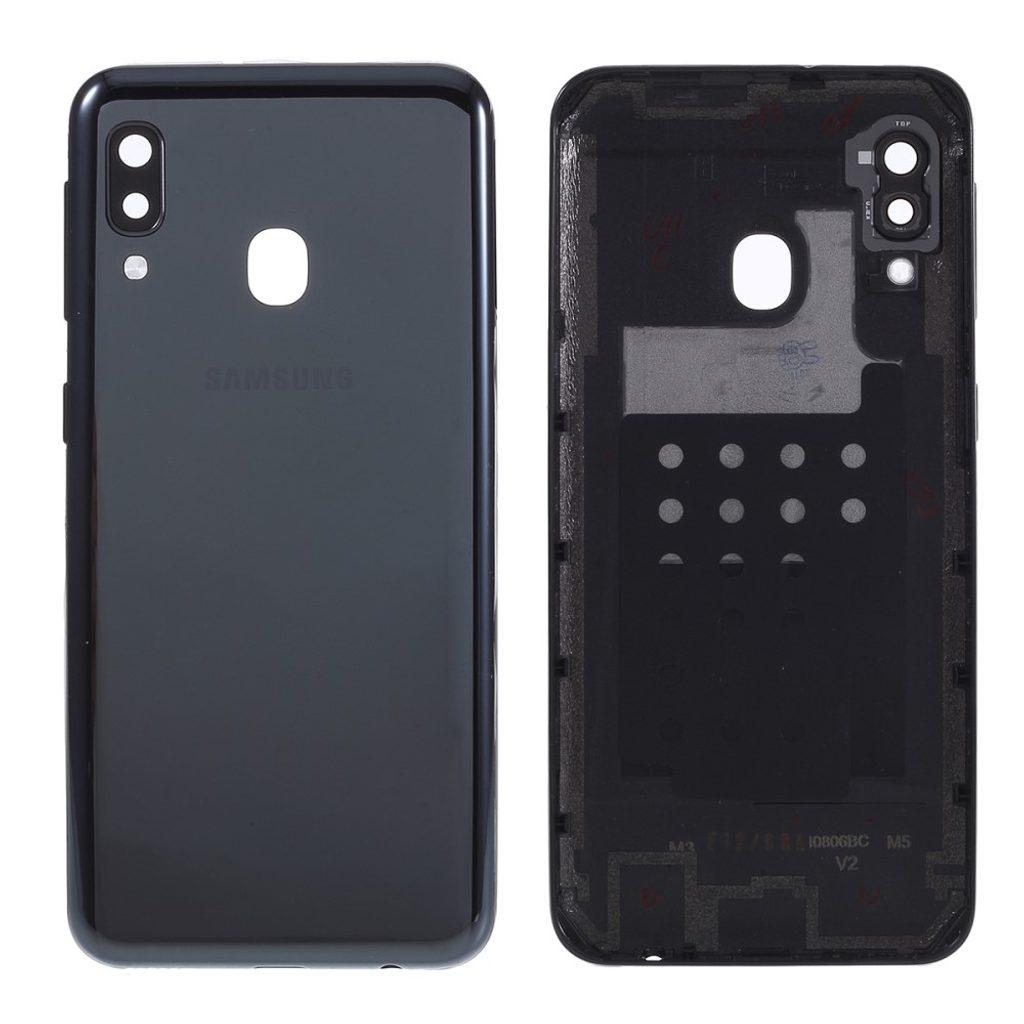 Samsung Galaxy A20e zadní kryt baterie černý