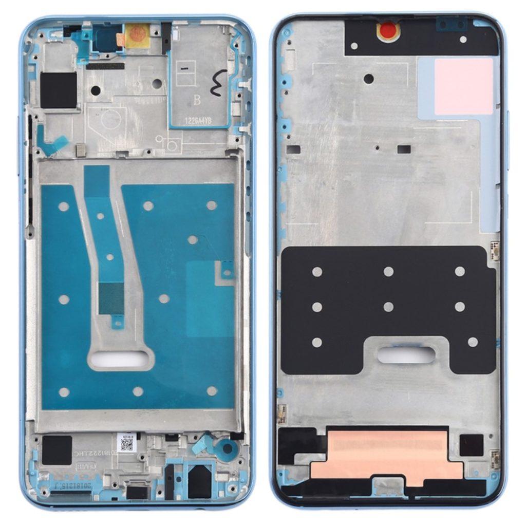 Honor 10 Lite středový rámeček střední kryt modrý