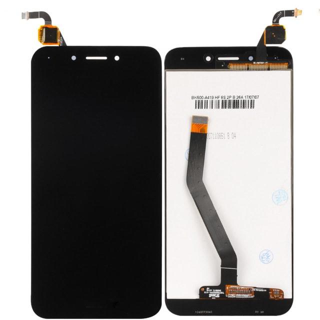 Honor 6A LCD displej dotykové sklo komplet přední panel černý