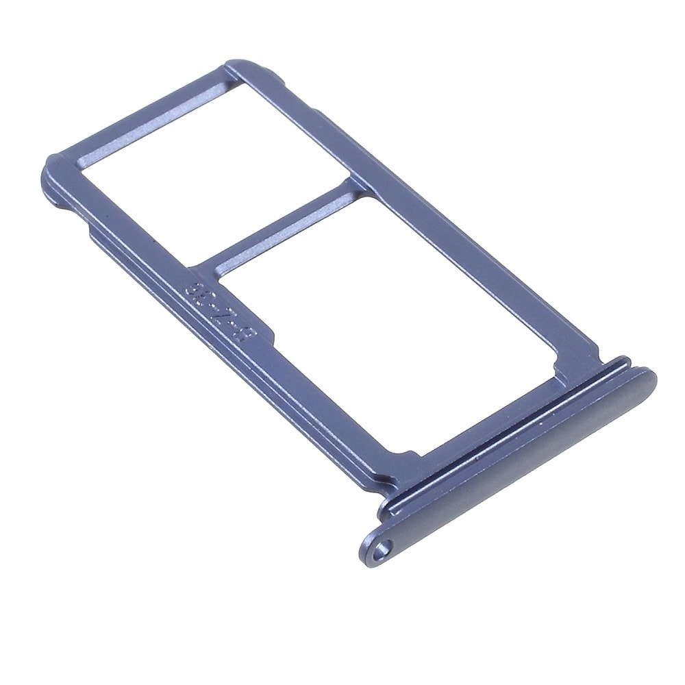 Huawei P10 Plus šuplík na SIM kartu držák SD modrý