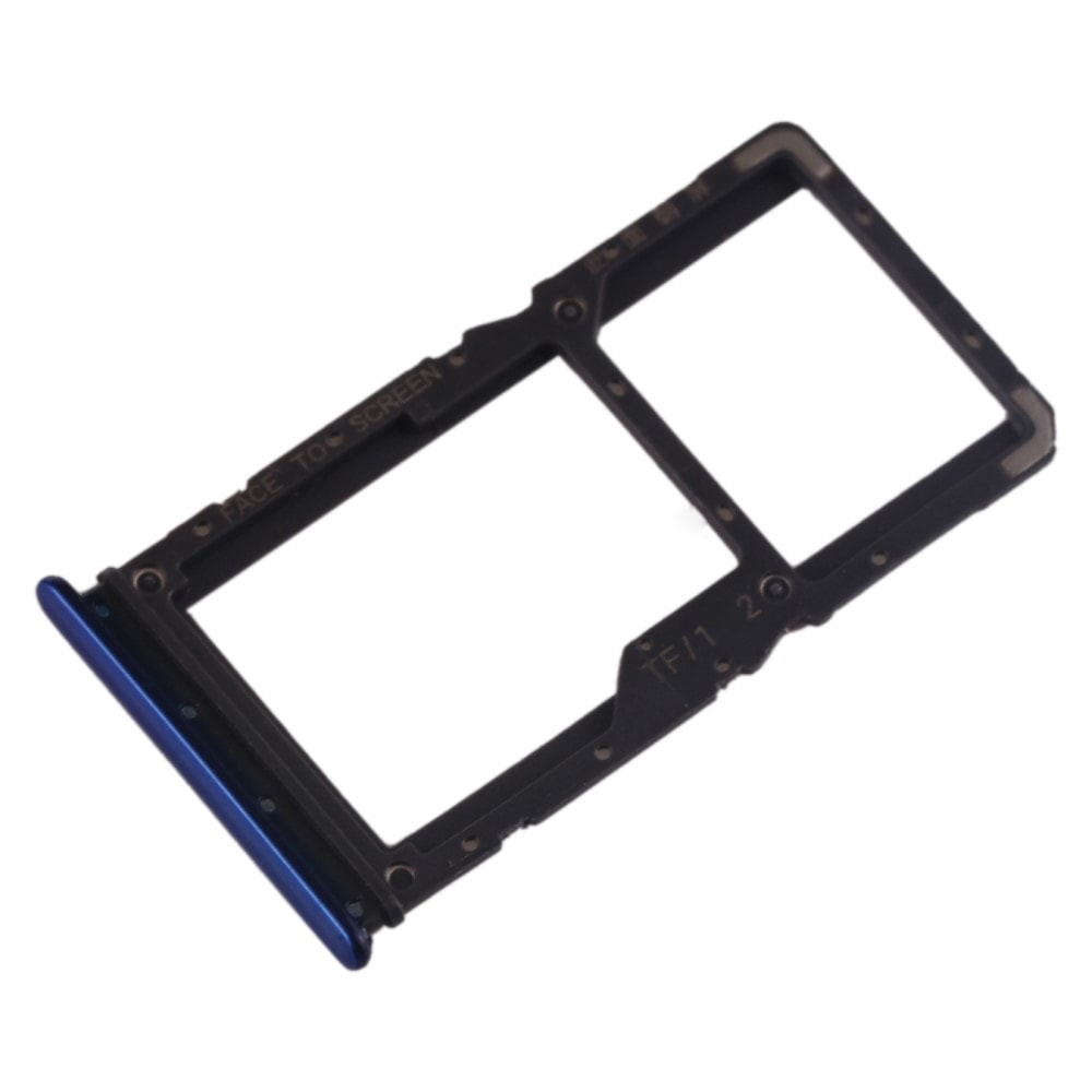 Xiaomi Redmi Note 7 šuplík na SIM SD kartu modrý
