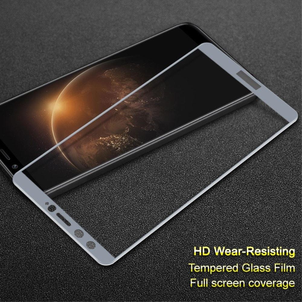 Honor 9 Lite Ochranné tvrzené sklo šedé