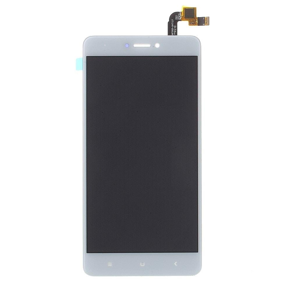 Xiaomi Redmi Note 4 Global / Note 4X LCD displej dotykové sklo bílé