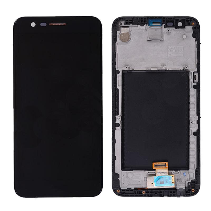 LG K10 2017 LCD displej dotykové sklo komplet přední panel M250 M250N M250E