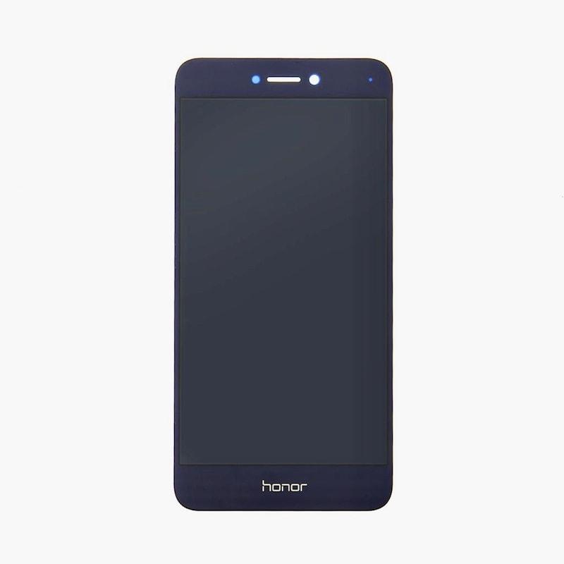 Honor 8 Lite / P9 Lite 2017 LCD komplet displej dotykové sklo modré