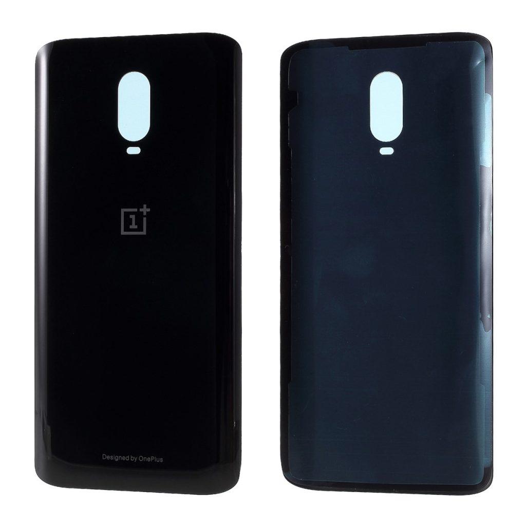 OnePlus 6T zadní kryt baterie matte black