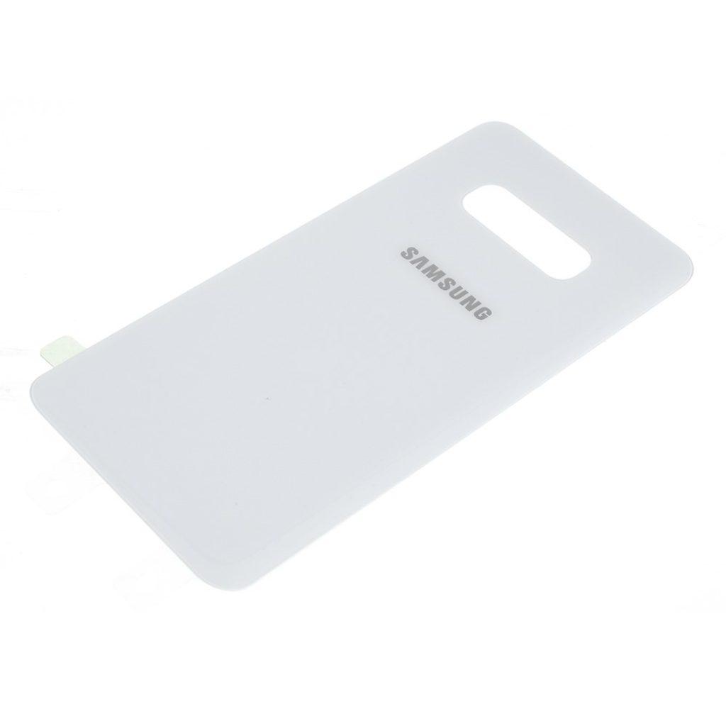 Samsung Galaxy S10 zadní kryt baterie bílý G973