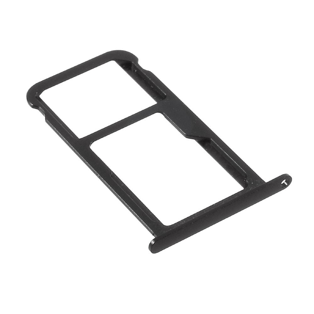 Huawei P10 šuplík na SIM kartu držák SD černý