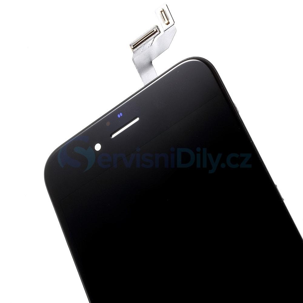 fef544626 ... Apple iPhone 6S LCD displej originál dotykové sklo černé komplet ...