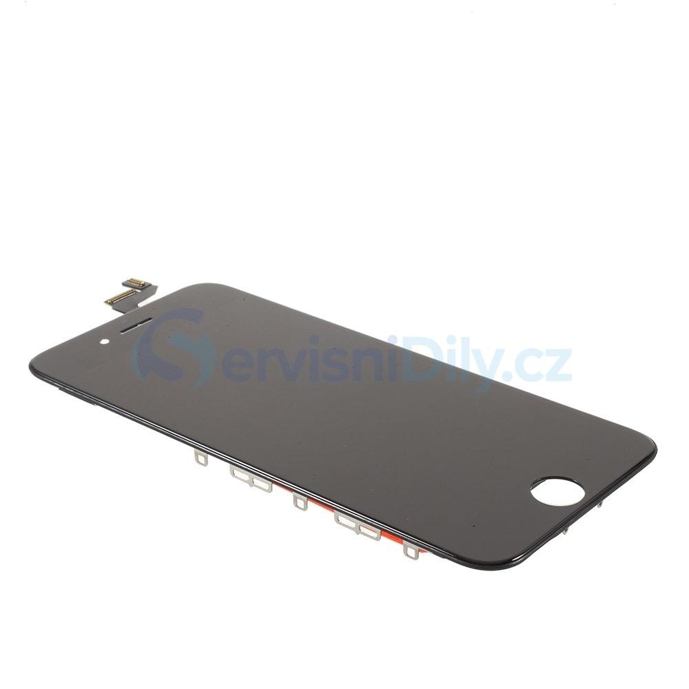 6af1a8374 Apple iPhone 6S LCD displej originál dotykové sklo černé komplet ...