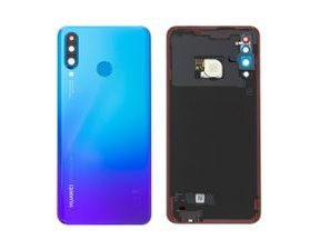 Huawei P30 Lite zadní kryt baterie Peacock Blue (Service Pack)