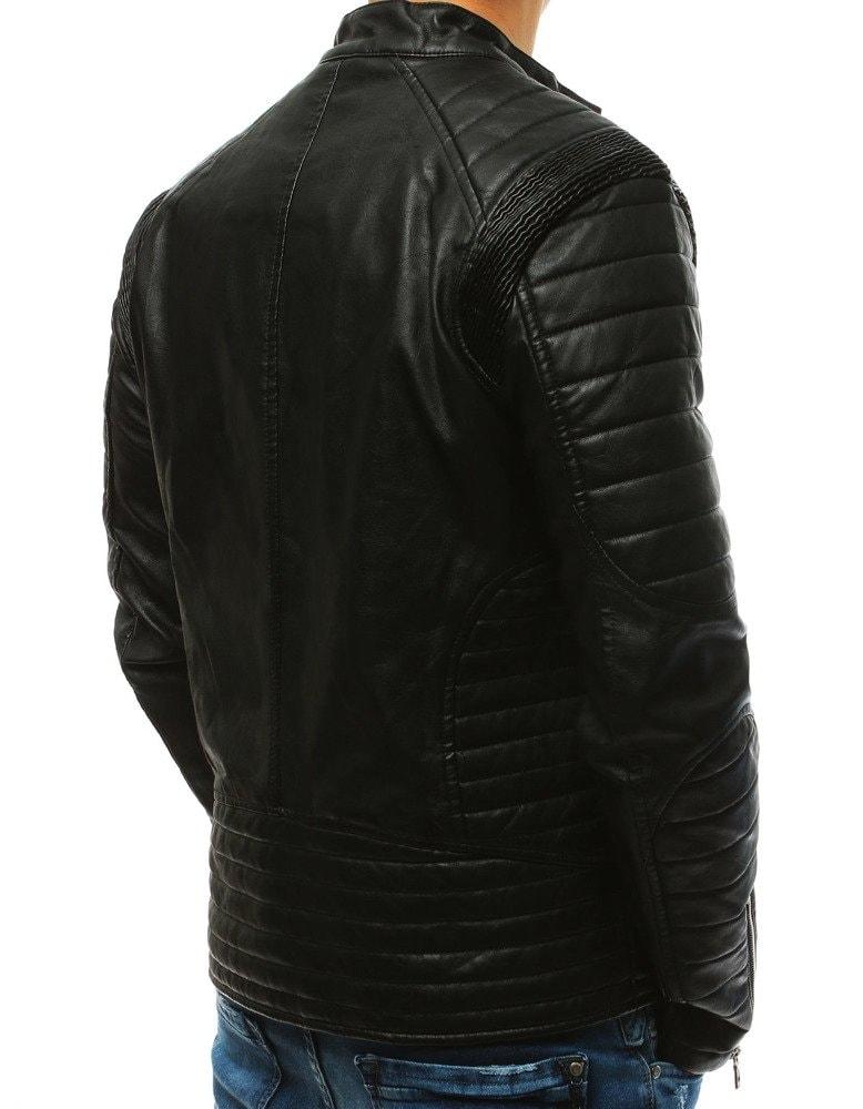 Fekete motoros dzseki Legyferfi.hu