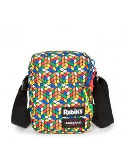 Színbes kis hátizsák EASTPAK THE ONE  Rubik's Color
