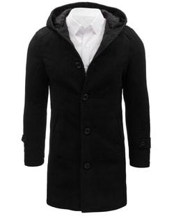 28160220d9 -60% Raktáron Egysoros fekete kabát ...