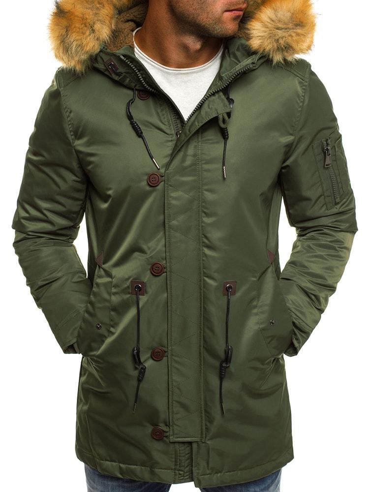 5ea646241b Trendi téli kabát J.BOYZ 1049 - Legyferfi.hu