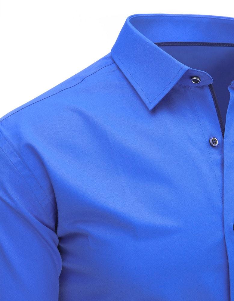 d4585922ff Kék férfi ing - Legyferfi.hu