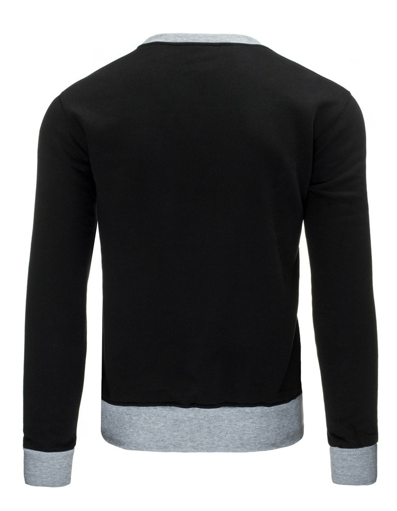 6ecd53138728 Fekete sportos pulóver Speed Dry - Legyferfi.hu