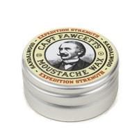 Cpt. Fawcett Expedition Strength bajusz wax (15 ml)