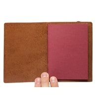 Traveller's Notebook - barna (Passport)