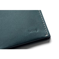 Bellroy Note Sleeve RFID - Teal & Eucalyptus
