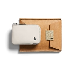 Bellroy Card Pocket - Alabaster