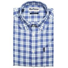 Barbour Highland Check 35 kockás ing - fehér (button-down)