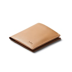 Bellroy Note Sleeve RFID - Tan & Charcoal