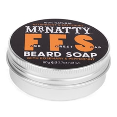 Mr. Natty Face Forest Soap szakállszappan (80 ml)
