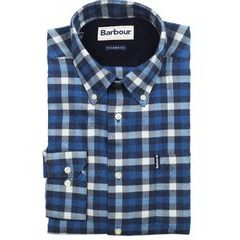 Barbour Country Check 3 kockás ing - navy (button-down)
