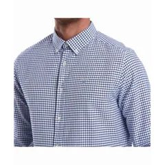 Barbour Tatersall kockás ing - Indigo (button-down)