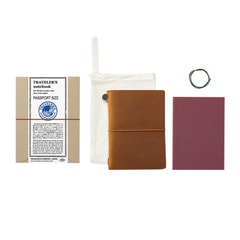 Traveller's Notebook - camel (Passport)