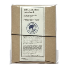 Traveller's Notebook - fekete (Passport)