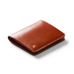 Bellroy Note Sleeve Designers Edition - Burnt Sienna