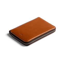 Bellroy Travel Folio - karamell