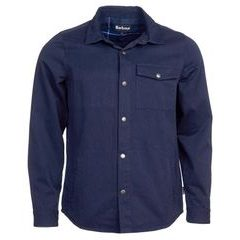 Overshirt Barbour Mortan - kék