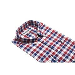Barbour Country Check 15 kockás ing - Rich Red (button-down)