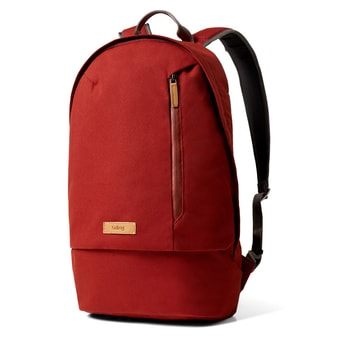 Bellroy Campus Backpack városi hátizsák - Red Ochre