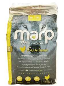 Marp Natural - Farmhouse Large Breed 12  kg