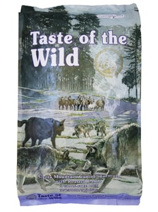Taste of the Wild Sierra Mountain 5,6 kg