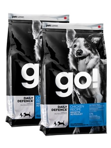 GO! Daily Defence Chicken 2 x 11,4 kg