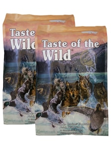 Taste of the Wild Wetlands 2 x 12,2 kg